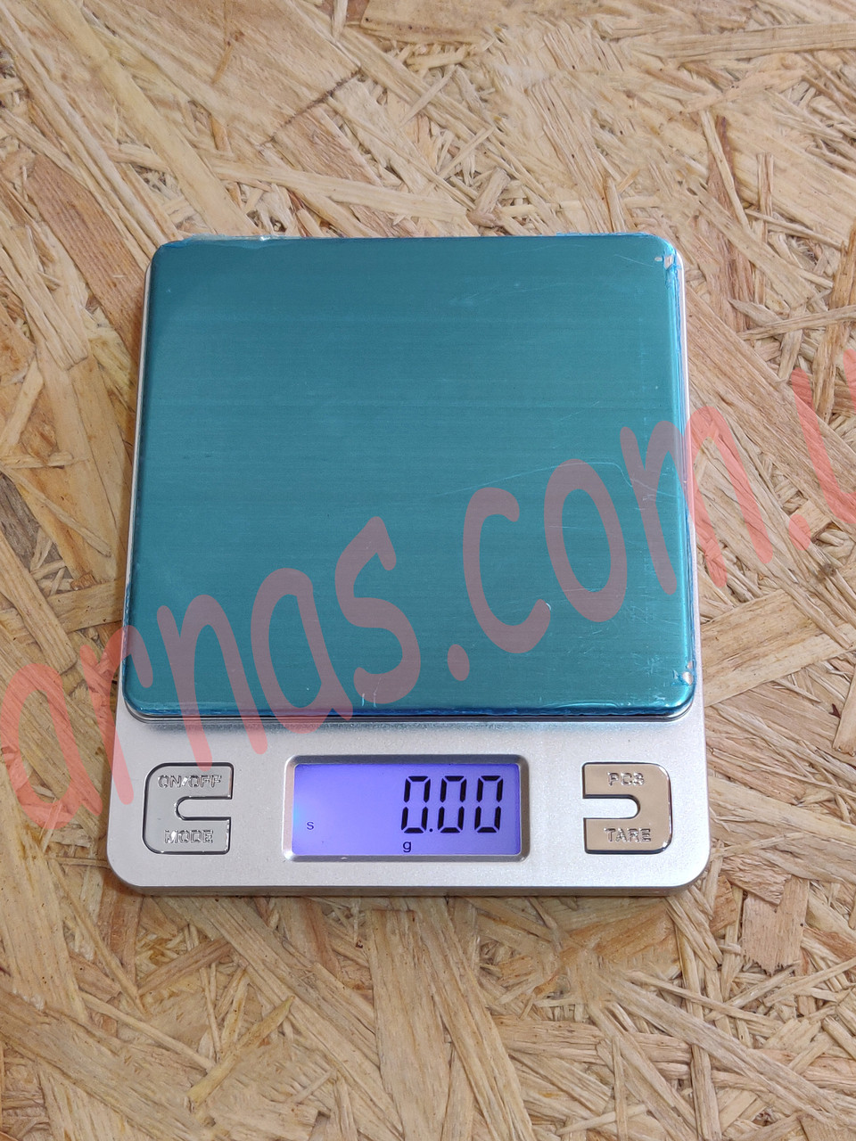 Весы ювелирные 0.01-500g с чашей KC-386