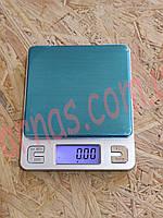 Весы ювелирные 0.01-500g с чашей KC-386, фото 1