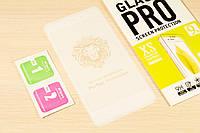 Защитное стекло Full Glue для Xiaomi Redmi Note 4 клей по всей поверхности (White)