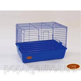 Клітка R1F для кроликів і морських свинок 60х36х40 див.