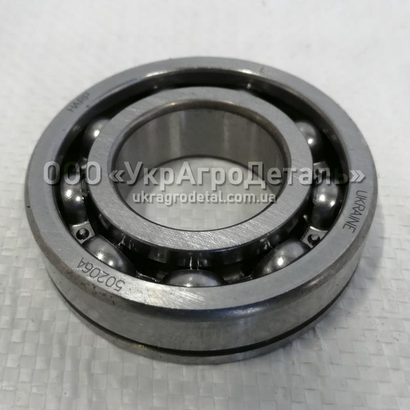 Подшипник 50206 (6206 N) с проточкой под кольцо