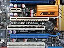 Материнская плата ASUS Striker II FORMULA +E8400  S775  DDR2, фото 3