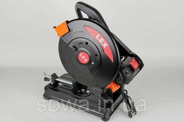 ✔️ Монтажная пила по металу LEX  8011В  ( 2900 Вт, 350 мм диск )