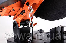 ✔️ Монтажная пила по металу LEX  8011В  ( 2900 Вт, 350 мм диск ), фото 2