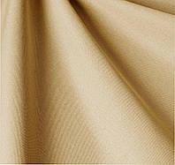 Ткань для улицы однотонная сливочного цвета. Дралон. Испания LD 83383 v11
