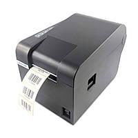 Универсальный Термо принтер этикеток и чеков Xprinter XP-235B USB (ширина печати 60 мм) Новые, гарантия