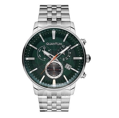 Часы мужские Quantum PWG682.370 серебряные