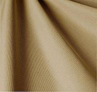 Ткань для улицы однотонная светло-коричневого цвета. Дралон. Испания LD 83384 v12