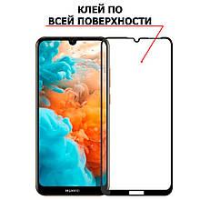 Защитное стекло OP 3D Full Glue для Huawei Y6 2019 черный