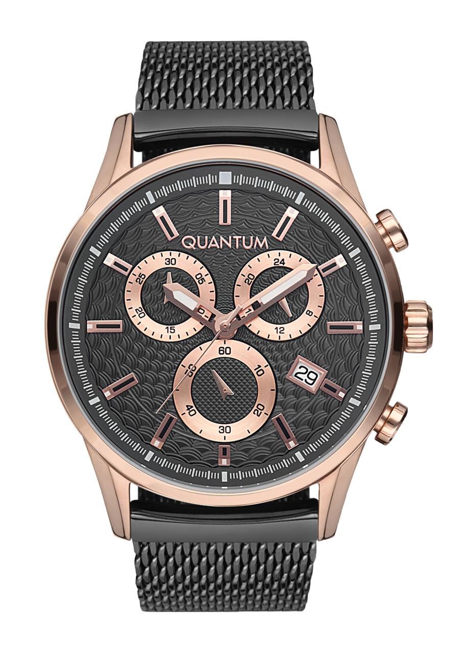Часы мужские Quantum ADG681.460 черные
