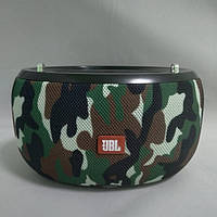 Портативная bluetooth колонка спикер JBL LINK 300 mini FM, MP3, радио Камуфляж