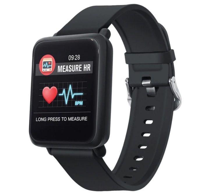 Умные часы Smart Watch Colmi Sport 3 Black мониторинг сна,пульсометр,артериальное давление,шагомер
