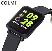 Умные часы Smart Watch Colmi Sport 3 Black мониторинг сна,пульсометр,артериальное давление,шагомер, фото 2