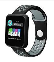 Умные часы Smart Watch Colmi Sport 3 Black мониторинг сна,пульсометр,артериальное давление,шагомер, фото 7