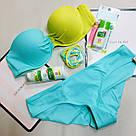 Купальник Бандо Victoria's Secret Flirt Bandeau 34В (75В)/ S, Мятный, фото 3
