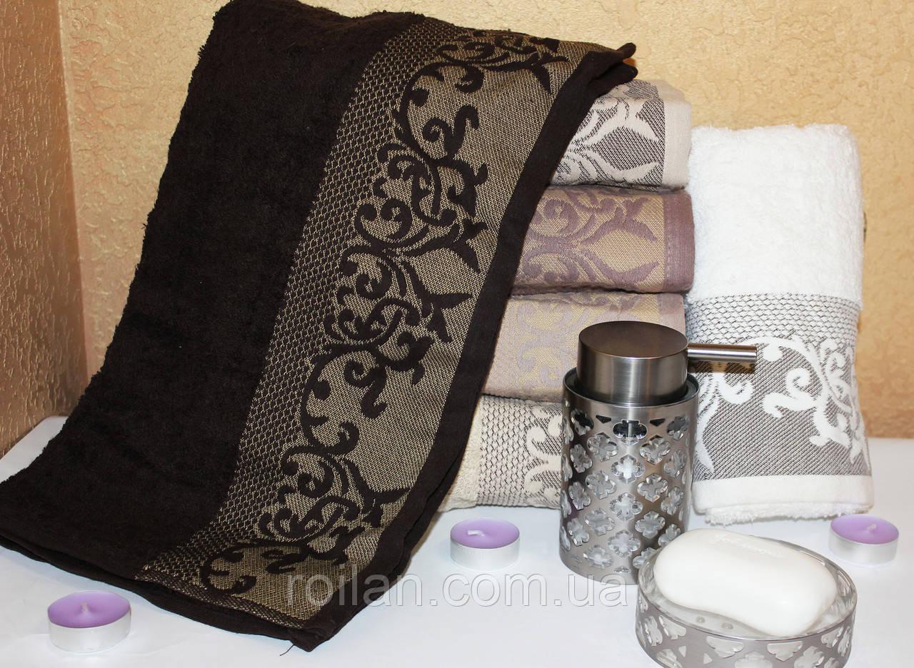 Банные турецкие полотенца Febo Вензель
