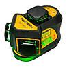 Лазерный уровень Firecore 3D F99T XG зелёные лучи