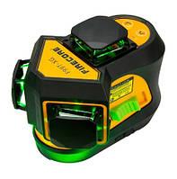 Лазерный уровень Firecore 3D F99T XG зелёные лучи, фото 1