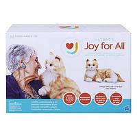Hasbro Joy for All (JFA) Orange Tabby Cat Companion Pets Ages 5-105 (B7592)