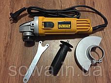 ✔️ Болгарка DeWALT - DWE4157   125 мм, 900 Вт , фото 3