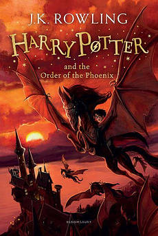 Роулинг Дж. Гарри Поттер и Орден Феникса (англ.яз.)