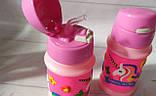 Бутылка детская единорог для воды 380мл, фото 3