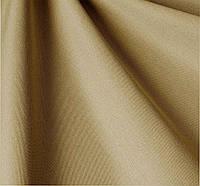 Ткань для улицы однотонная желто-коричневого цвета. Дралон. Испания LD 83385 v13