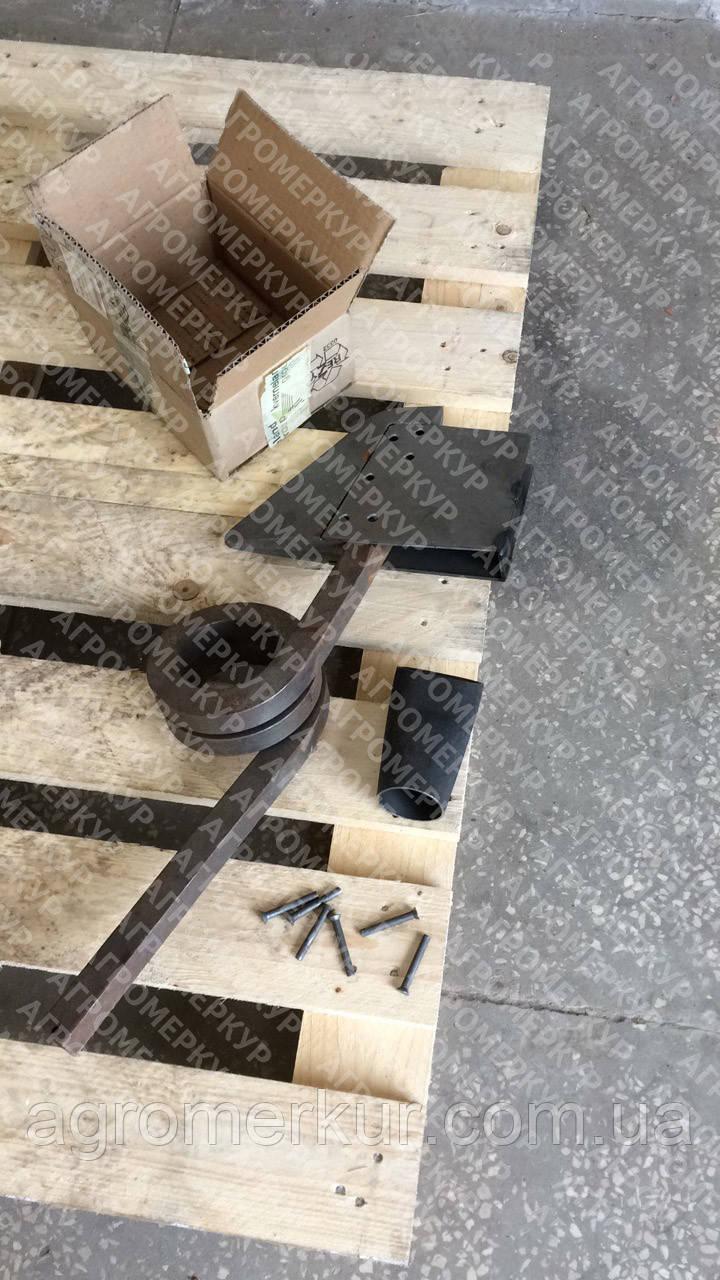 Сошник туковий лівий в зборі AC821132 Kverneland Квернеланд