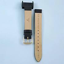 16 мм Кожаный Ремешок для часов CONDOR 081.16.02 Коричневый Ремешок на часы из Натуральной кожи, фото 2