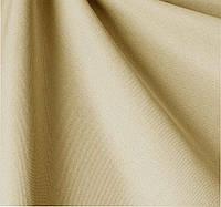 Ткань для улицы однотонная темно-пшеничного цвета. Дралон. Испания LD 83389 v17