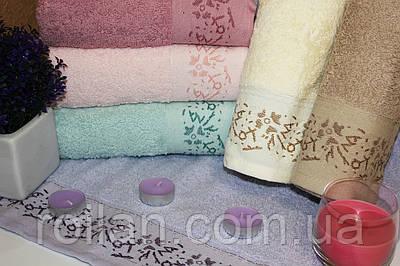 Банные турецкие полотенца Febo Гвоздика