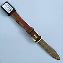 12 мм  Кожаный Ремешок для часов CONDOR 525.12.08 Коричневый Ремешок на часы из Натуральной кожи, фото 2