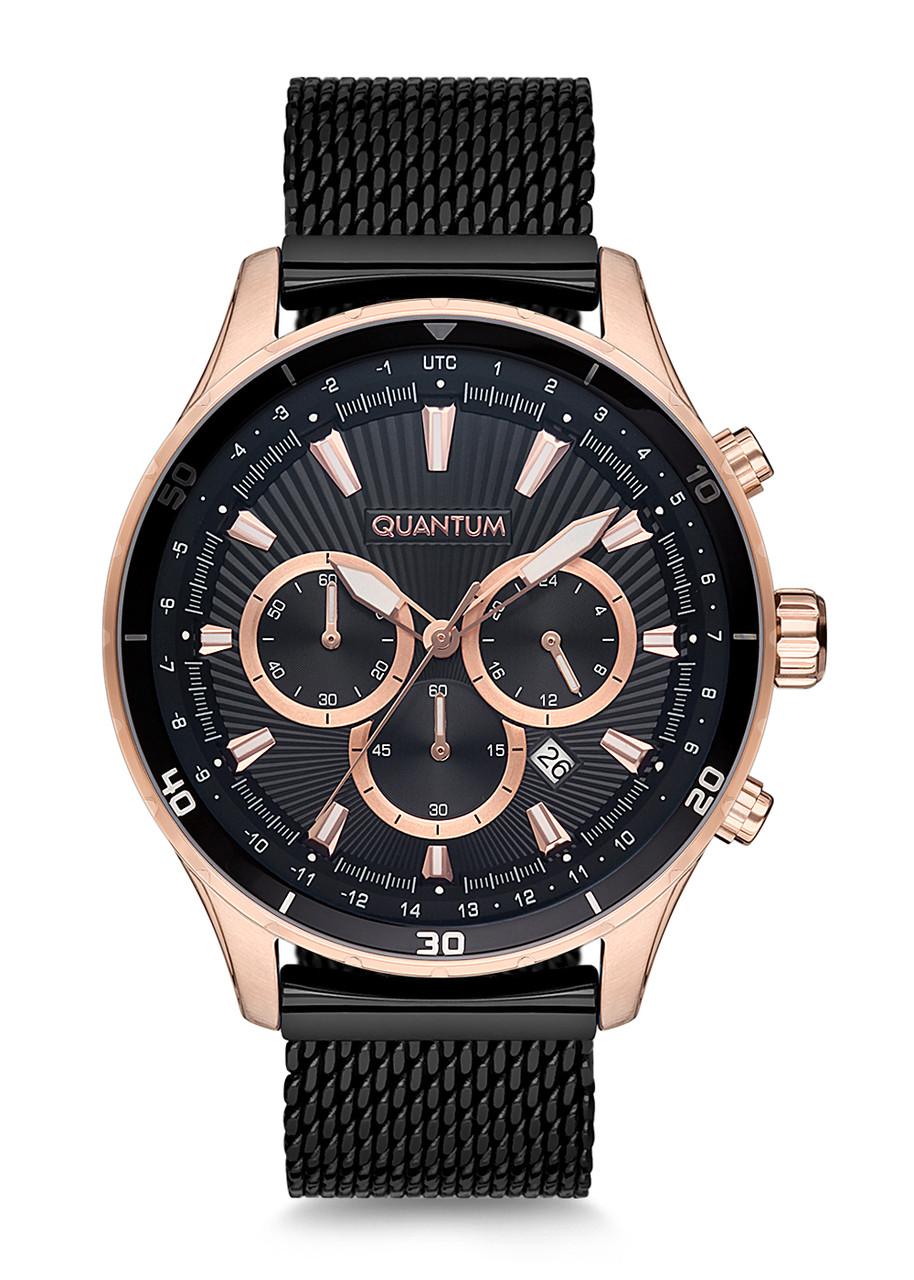 Часы мужские Quantum ADG657.450 черные