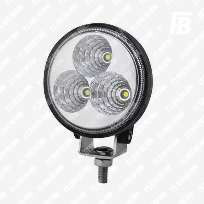 фара Fb Wl09c дополнительного света светодиодная Led 9 вт кругл Epistar Spot продажа цена