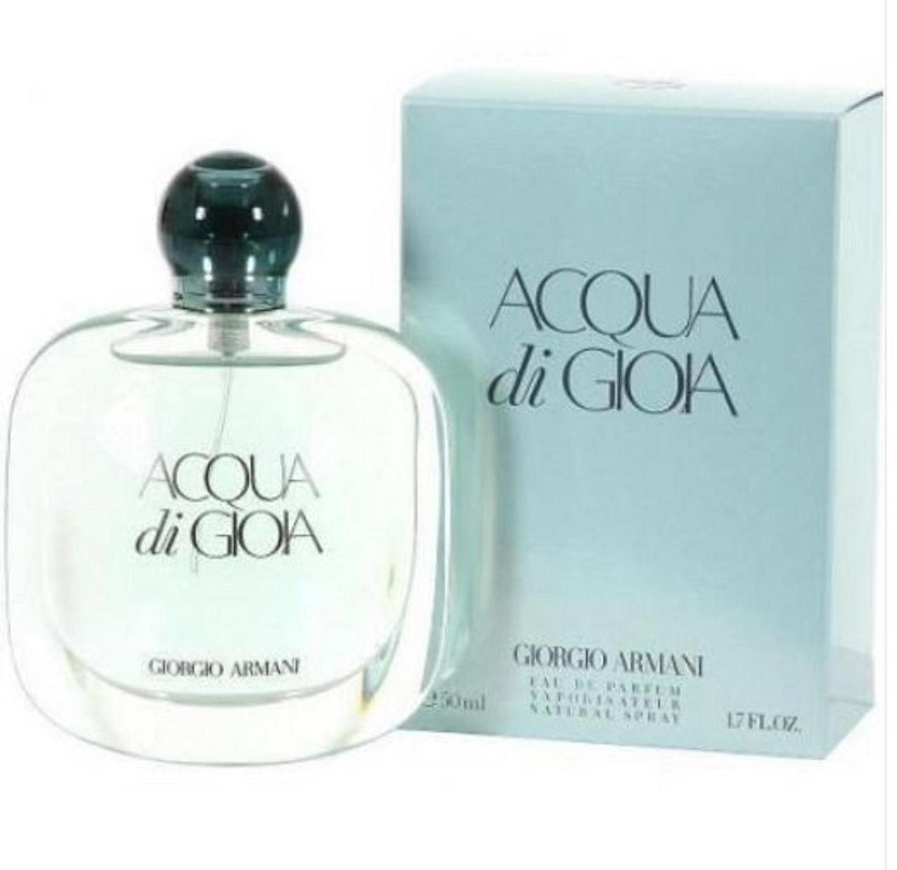 Женский аромат Acqua di Gioia реплика