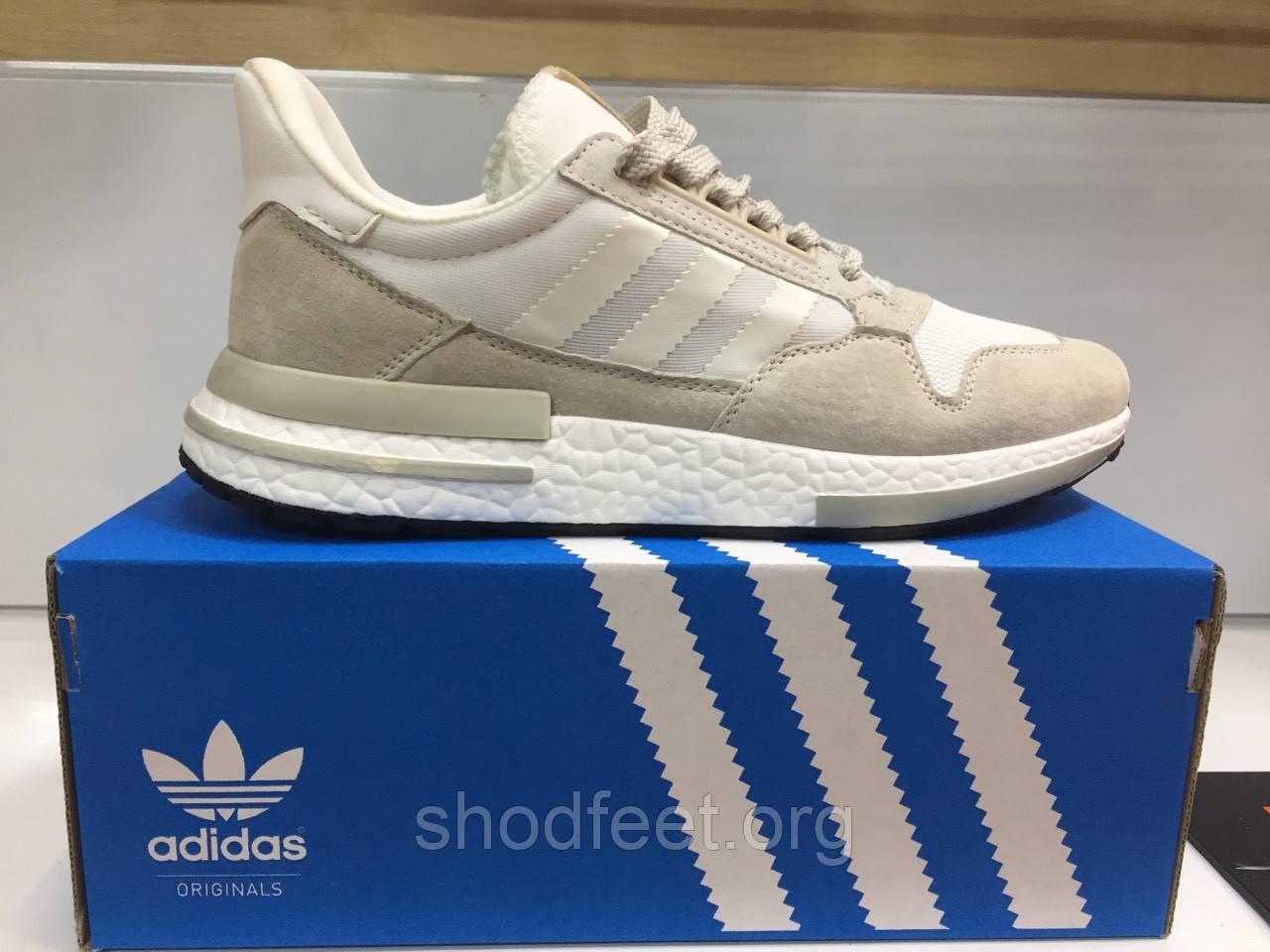 Мужские кроссовки Adidas ZX 500 RM Bege