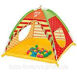 Детская палатка. Размер 112х112х90 см.Bestway 68080, фото 3