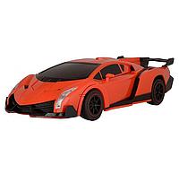 Машина-трансформер с пультом AUTOBOTS Lamborghini Красная