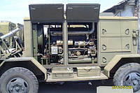 Генератор дизельный ЭСД-50 (электростанция) 50 кВт (60 кВа)