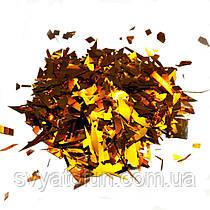 Конфетти Мишура, цвет золото, 50 г