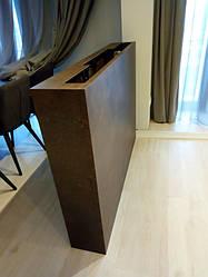 """Телевизор Samsung 55"""" спрятан в мебельной конструкции"""