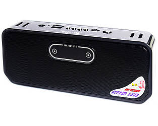 Радиоприемник GOLON RX-S01BTD с Bluetooth, USB, MicroSD, FM и дисплеем