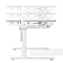 Комплект парта Colore Grey + детское ортопедическое кресло SST2 Blue FunDesk, фото 2