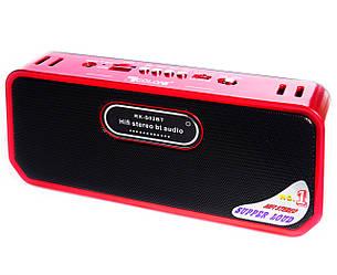 GOLON RX-S02BT Колонка радиоприемник с Bluetooth, USB, MicroSD, FM