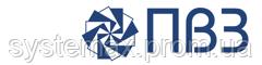 Логотип ПВЗ (Полтавкий вентиляторный завод)