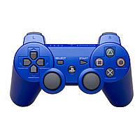 Беспроводной геймпад PlayStation Dualshock 3 Bluetooth PS3 (синий)