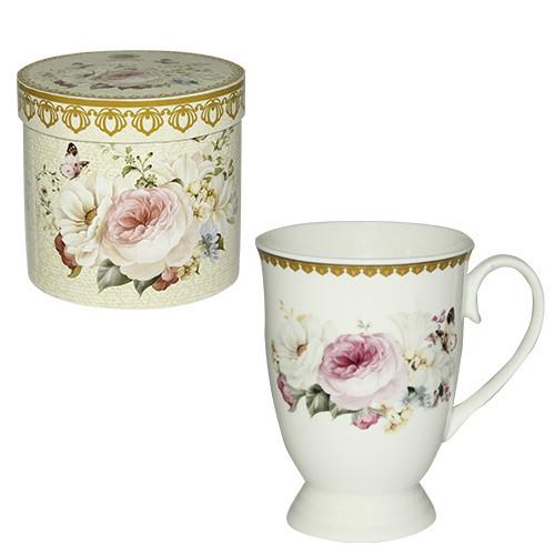 Чашка подарочная 320 мл Шарлотт SNT 040-04-05