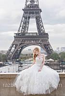 Свадебное платье от дизайнера Оксана Муха Б/у