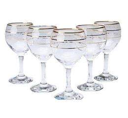 Набор бокалов 210 мл 6 шт Misket Gurallar Art Craft 31-146-089