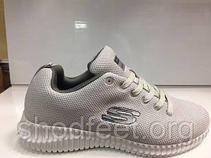 Мужские кроссовки Skechers Elite Flex SN White